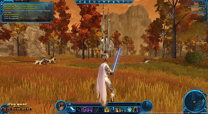 Star Wars The Old Republic Pc Descargar Juegos